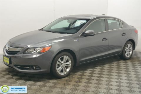 Used Acura ILX 4dr Sedan 1.5L Hybrid