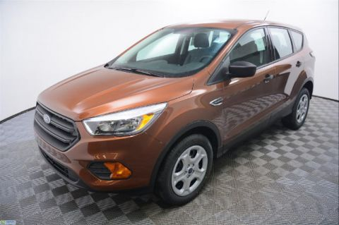 New Ford Escape FWD 4dr S