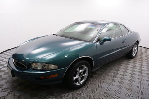 Used Buick Riviera 2dr Coupe