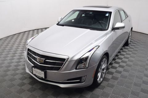 Certified Used Cadillac ATS Sedan 4dr Sedan 3.6L Premium Collection AWD