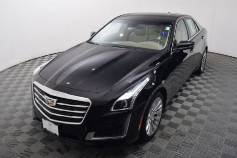 Certified Used Cadillac CTS Sedan 4dr Sedan 2.0L Turbo Luxury Collection AWD
