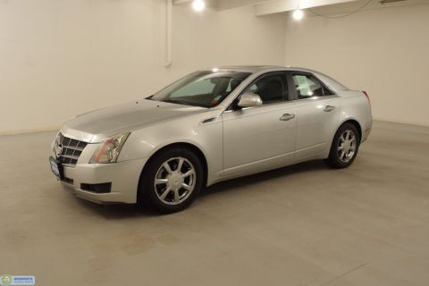 Used Cadillac CTS 4dr Sedan AWD w/1SA