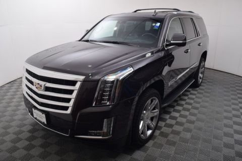 Certified Used Cadillac Escalade 4WD 4dr Luxury