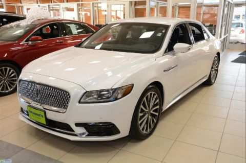 New Lincoln Continental Select AWD