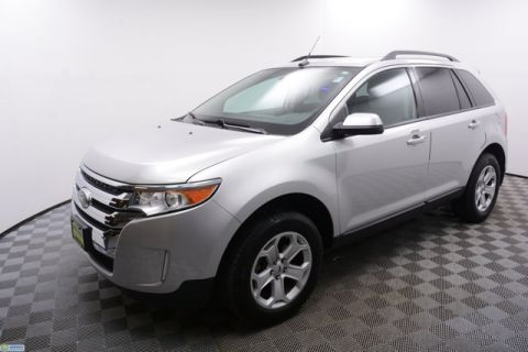 Certified Used Ford Edge 4dr SEL AWD