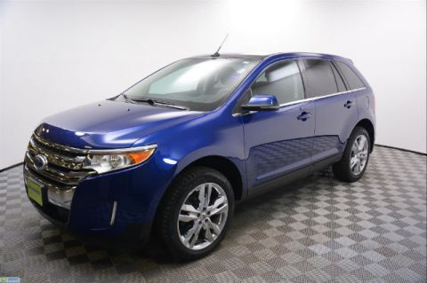 Certified Used Ford Edge 4dr Limited AWD