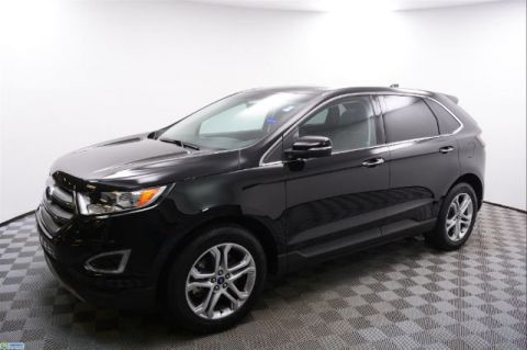Certified Used Ford Edge 4dr Titanium FWD