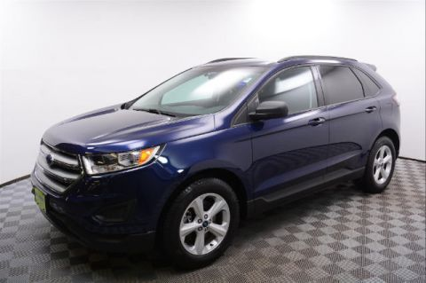 Certified Used Ford Edge 4dr SE AWD