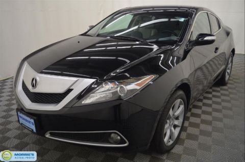 Used Acura ZDX AWD 4dr Tech Pkg