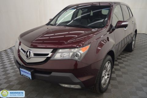 Used Acura MDX 4WD 4dr Tech Pkg
