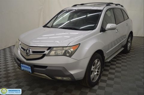 Used Acura MDX 4WD 4dr Tech/Entertainment Pkg