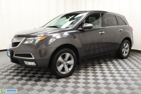 Used Acura MDX AWD 4dr Tech/Entertainment Pkg
