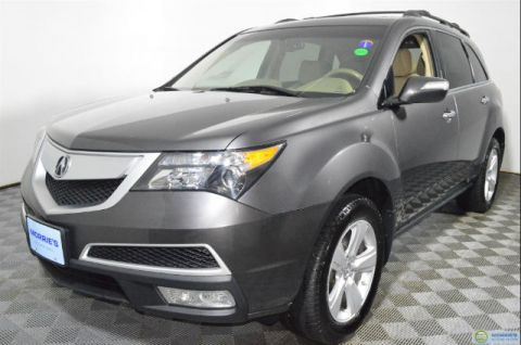 Used Acura MDX AWD 4dr Technology Pkg