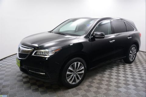 Used Acura MDX SH-AWD 4dr w/Tech