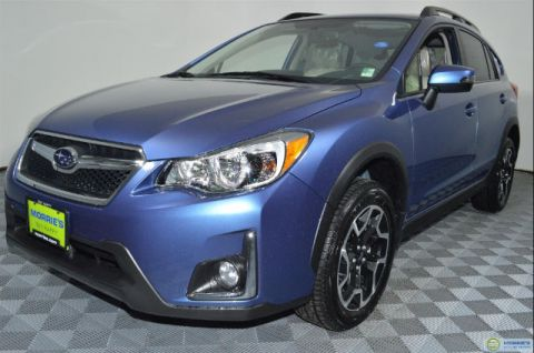 New 2017 Subaru Crosstrek 2.0I LIMITED CVT AWD