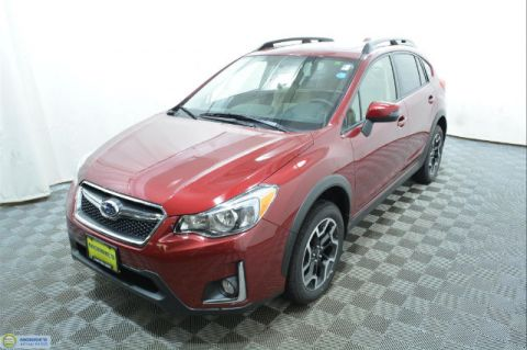 New 2017 Subaru Crosstrek 2.0i Limited AWD