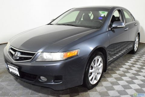 Used Acura TSX 4dr Sedan Automatic