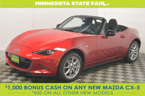 New Mazda MX-5 Miata Sport Manual
