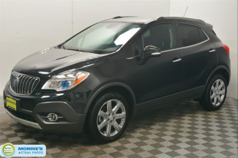Used Buick Encore AWD 4dr Leather