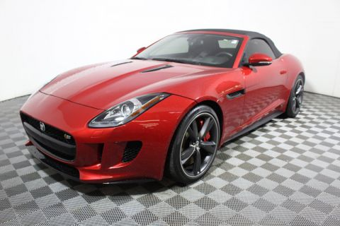 Used Jaguar F-TYPE 2dr Convertible V8 S