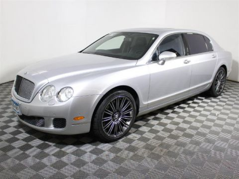 Used Bentley CONT FLY SPUR Speed