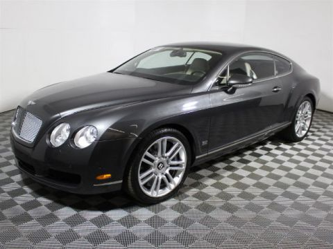 Used Bentley Continental GT 2dr Coupe