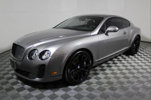 Used Bentley CONTINENTAL SUP SUPERSPORTS