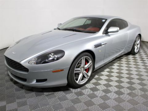 Used Aston Martin DB9 2DR CPE