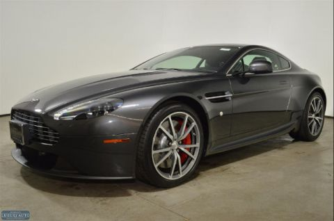 New Aston Martin V8 Vantage 2dr Coupe
