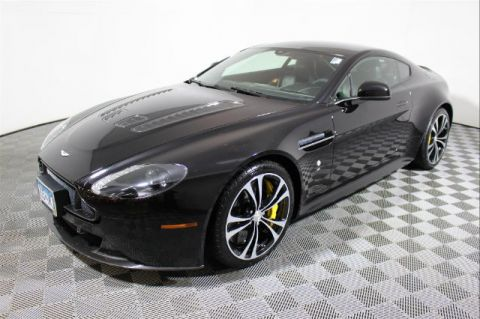 Pre-Owned 2015 Aston Martin V12 Vantage S S RWD Coupe