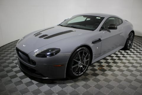 New Aston Martin Vantage V12 S Coupe