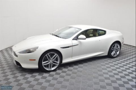 New Aston Martin DB9 2dr Coupe Automatic GT