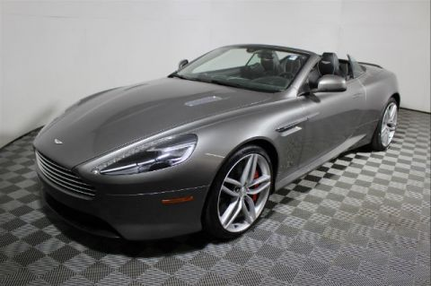 Certified Used Aston Martin DB9 2dr Volante Automatic