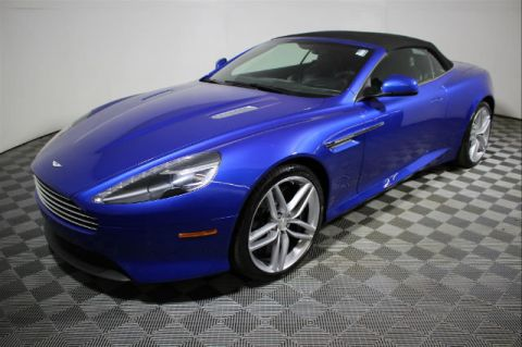 Used Aston Martin Virage 2dr Volante