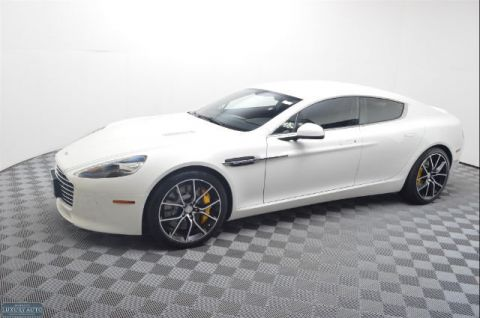 New 2016 Aston Martin Rapide S 4dr Sedan Automatic With Navigation
