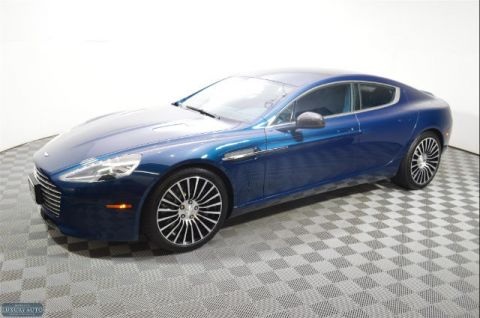 New 2015 Aston Martin Rapide S 4DR SDN AT With Navigation
