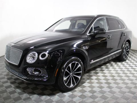 Used Bentley Bentayga W12