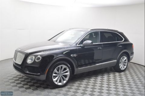 New Bentley Bentayga W12 AWD