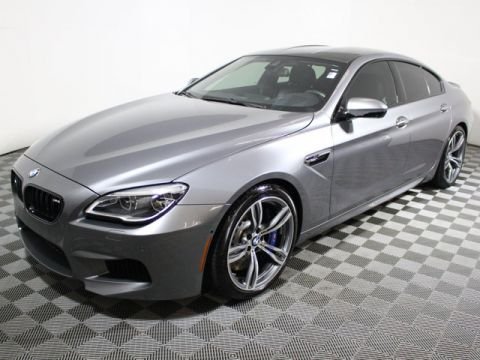 Used BMW M6 4dr Gran Coupe