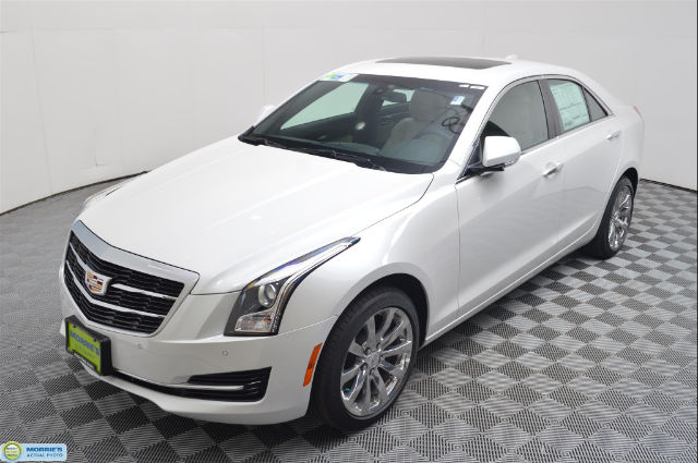 new 2017 cadillac ats 2 0l turbo luxury sedan in hopkins 3n12035 morrie 39 s automotive group. Black Bedroom Furniture Sets. Home Design Ideas