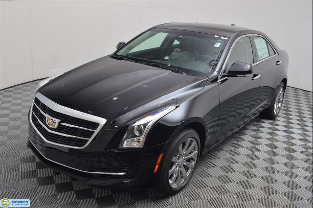 new 2017 cadillac ats 2 0l turbo luxury sedan in hopkins 3n12013 morrie 39 s automotive group. Black Bedroom Furniture Sets. Home Design Ideas