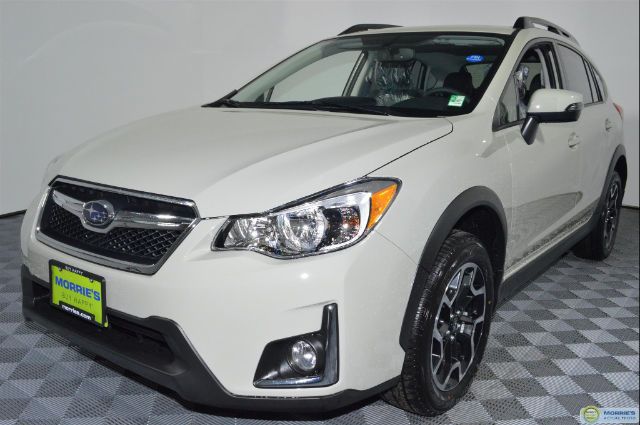 New 2017 Subaru Crosstrek 2.0I LIMITED CVT