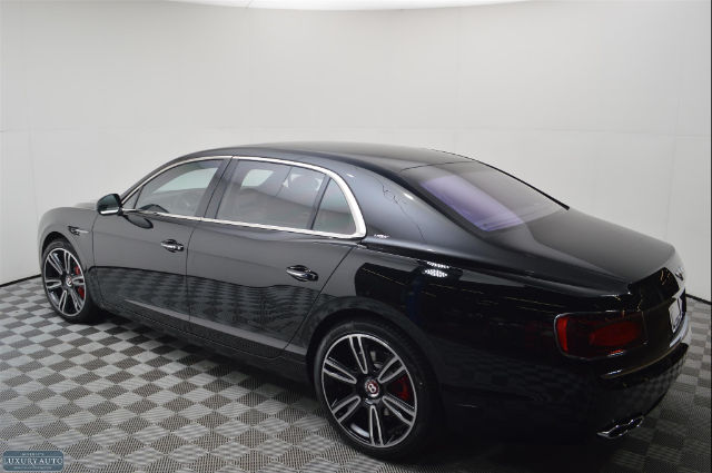 New 2017 Bentley Continental FLYING SPUR V8S