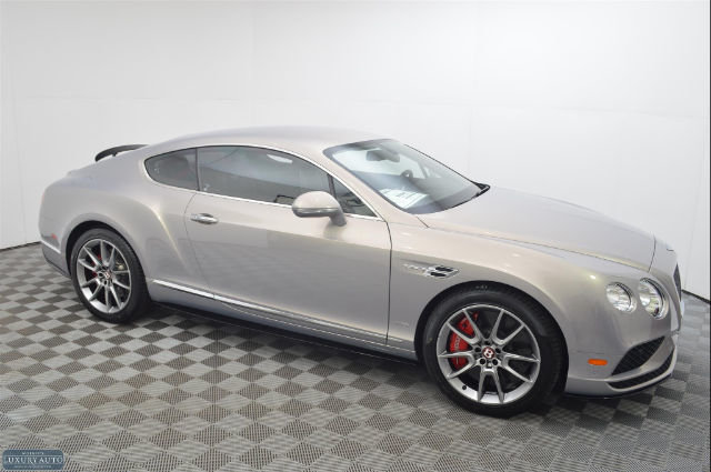 New 2017 Bentley Continental GT V8 S Coupe