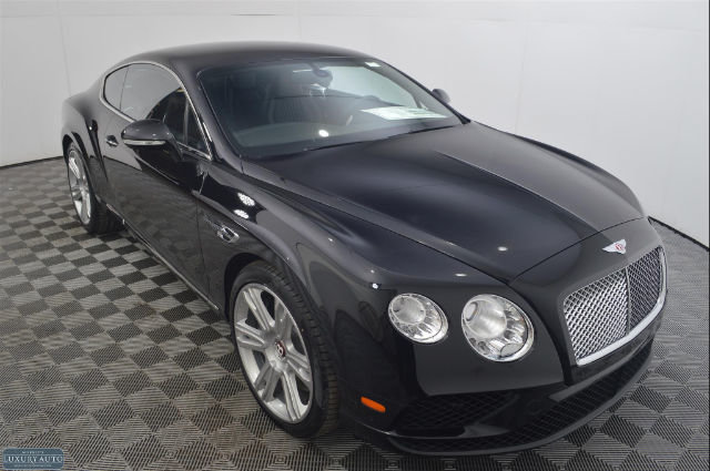 New 2017 Bentley Continental GT V8 Coupe