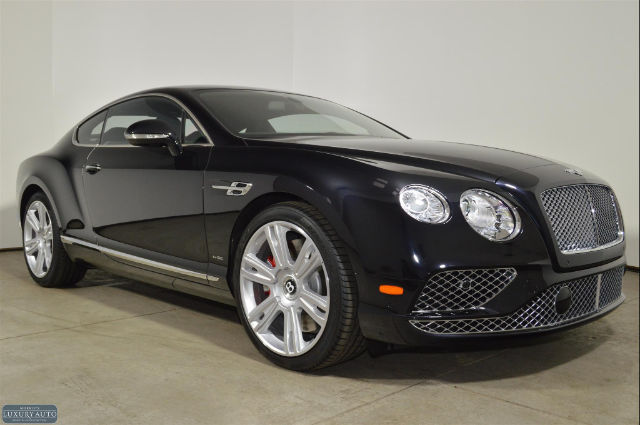 New 2016 Bentley Continental GT A.W.D. w12 Coupe