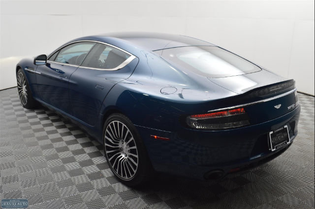 New 2015 Aston Martin Rapide S 4dr Sedan Automatic